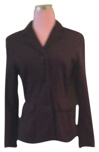 Catherine Hamnett Brown Blazer
