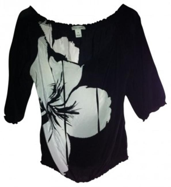 Preload https://item1.tradesy.com/images/white-house-black-market-and-loose-fitting-with-cinched-bottom-blouse-size-8-m-31925-0-0.jpg?width=400&height=650