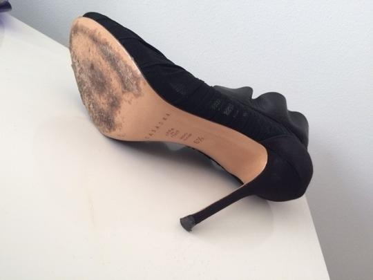 Casadei Vintage Black Pumps