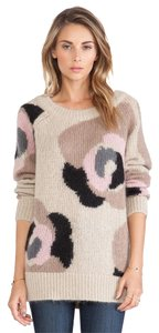 Kate Spade Mohair Rose Oversized Sweater