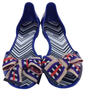 Missoni Royal Flats