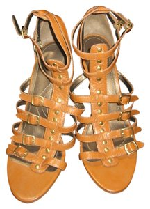 Tahari BUTTERSCOTCH TAN Sandals