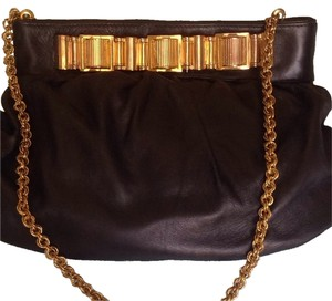 CC SKYE Heavy Brass Detail Shoulder Bag