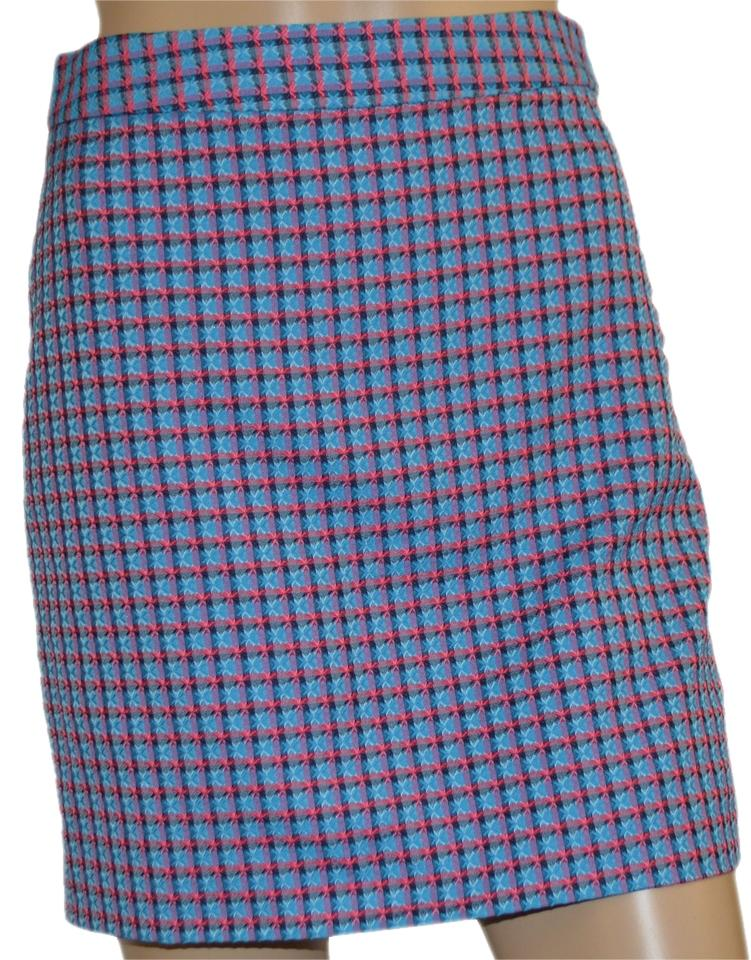 b197e6aae Marc Jacobs Blue / Pink / Navy Skirt Size 0 (XS, 25) - Tradesy