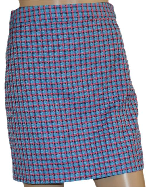 Marc Jacobs Skirt blue / pink / navy