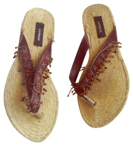 Express Espadrille Sandals