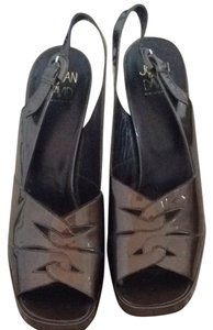 Joan & David Brown Pumps