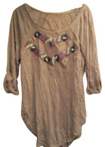Free People Boho Bohemian Tunic