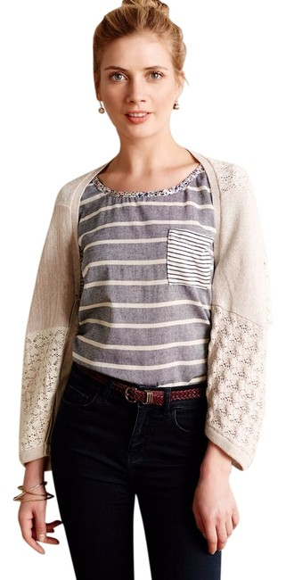 Preload https://item2.tradesy.com/images/anthropologie-patched-lace-crochet-bolero-cardigan-beige-3198496-0-0.jpg?width=400&height=650