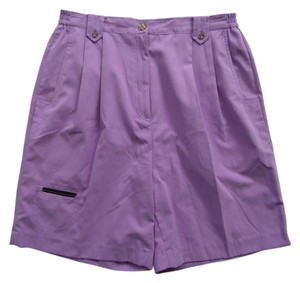 Jamie Sadock Purple Shorts