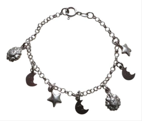 Other New 925 Sterling Silver Charm Bracelet for Girls