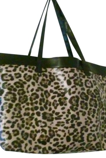 Neiman Marcus Tote in Multicolored brown black red white
