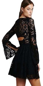 Free People Bohemian Peasant Dress