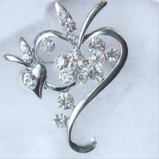 Wedding Brooch Pin