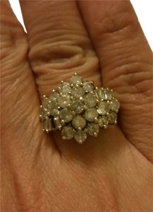 New York diamond exchange-primm Las Vegas 3 carat cluster diamond