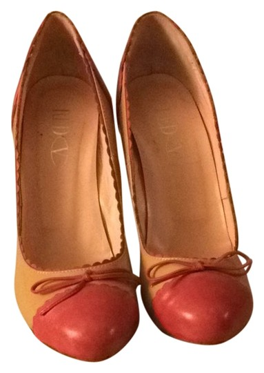 RED Valentino Beich/pink Pumps