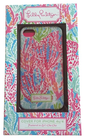 Lilly Pulitzer Lilly Pulitzer lets cha cha iPhone 4 case