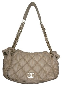 Chanel Bubble Quilt Classic Shoulder Bag