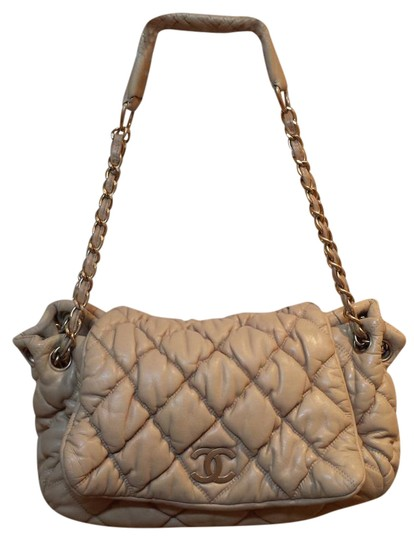 Chanel Bubble Quilt Flap Classic Blake Lively Gossip Girl Shoulder Bag