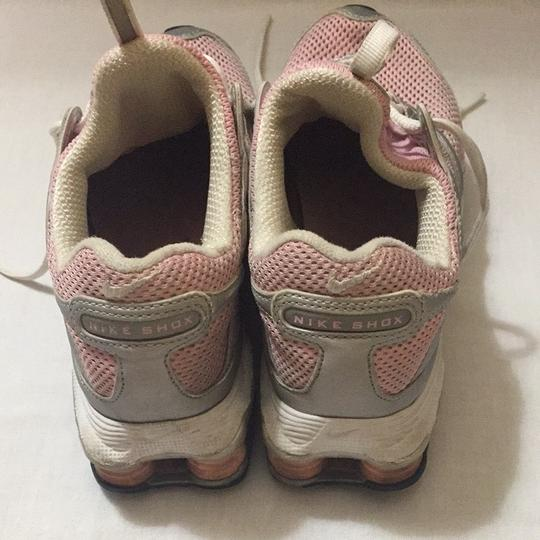 Nike Pink/Silver Athletic