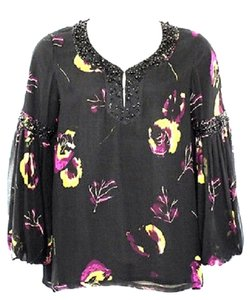 Magaschoni Silk Tunic