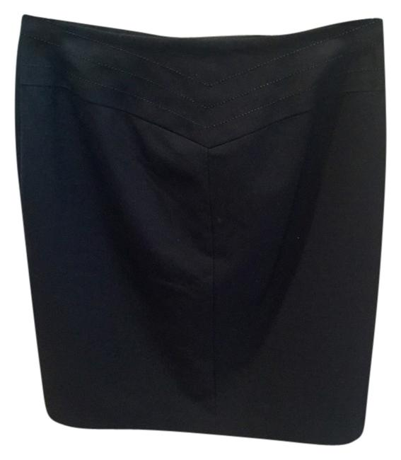 BCBGMAXAZRIA Pencil Bcbg Pencil Skirt Black