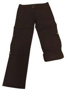 Theory Cargo Cargo Pants Black
