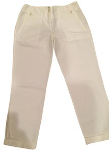 Theory Cargo Pants White