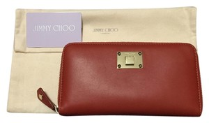 Jimmy Choo Jimmy Choo Zip Around Wallet