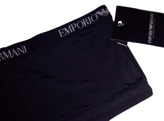 Emporio Armani New With Tag Emporio Armani Underwear Hipster Lilla Panties Black S