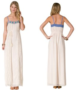 White Maxi Dress by Flying Tomato