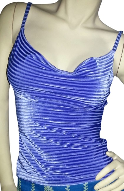 PW Design Top blue