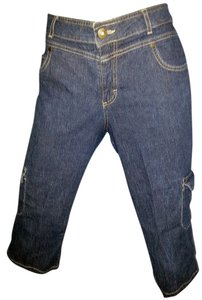 Riders by Lee Cargo Jeans-Dark Rinse