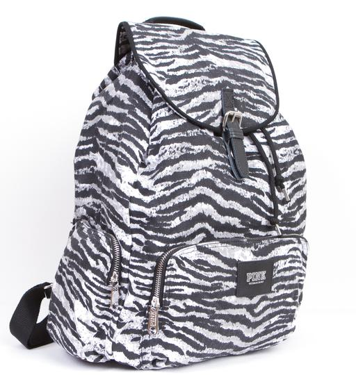 PINK Canvas Pack Limited Edition Discontinued Backpack