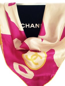 Chanel Chanel Devil Scarf With Original Box Great! Authentic.