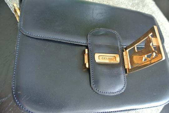 Céline Vintage Box Shoulder Bag