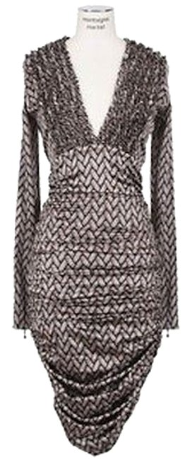Preload https://item5.tradesy.com/images/thomas-wylde-multi-color-silk-backless-black-white-braided-woven-print-wiggle-draped-above-knee-cock-3209584-0-0.jpg?width=400&height=650