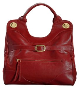 Foley + Corinna Tote in Red