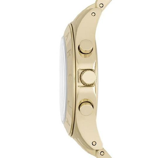 Marc by Marc Jacobs Marc jacobs MBM3101 Women's Gold Analog Watch With Champagne Dial