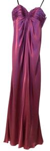 Laundry by Shelli Segal Violet Lilac Prom Dress