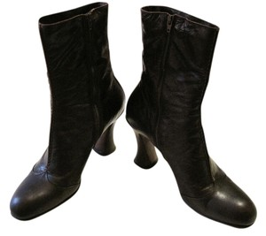 Michel Perry Ankle Brown Boots