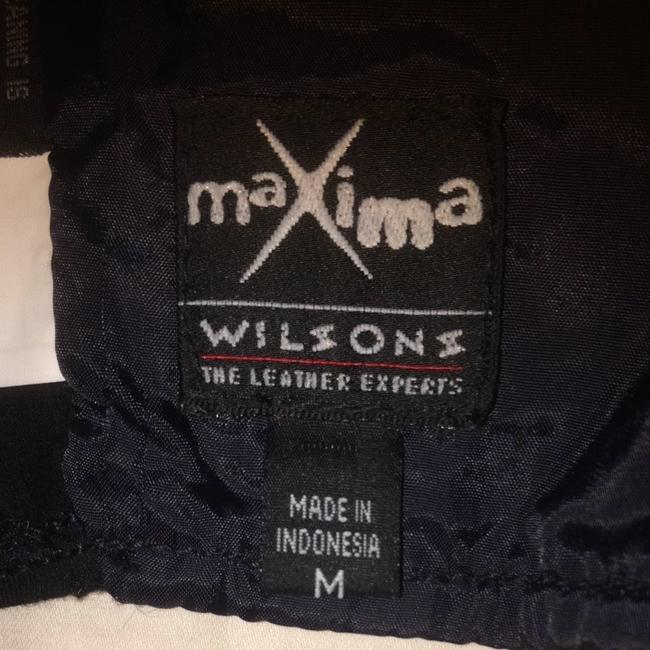 Wilsons Leather Top Black /grey