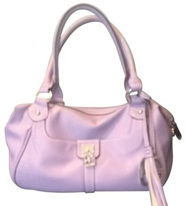 Ellen Tracy Satchel in Violet