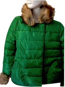 JIAJIEYA KELLY GREEN Jacket