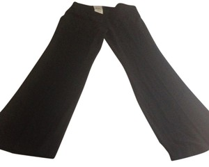 Karen Kane Wide Leg Pants Black