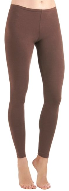 Item - Brown Chocolate Fall Cotton Leggings Size 4 (S, 27)