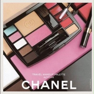 New Authentic Chanel Makeup Travel Palette