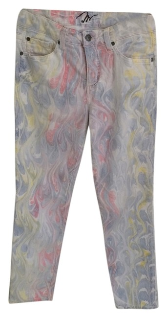 Miraclesuit Straight Pants Multicolor pastels