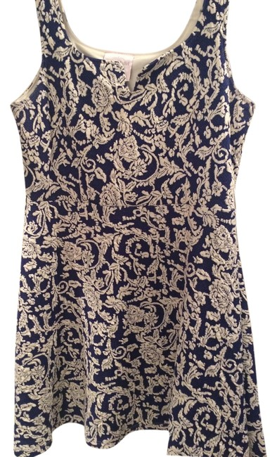 Preload https://item2.tradesy.com/images/romeo-and-juliet-couture-dress-navy-3214531-0-0.jpg?width=400&height=650