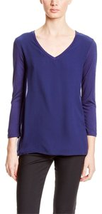 Cupio V-neck Hi-low Hem Sweater